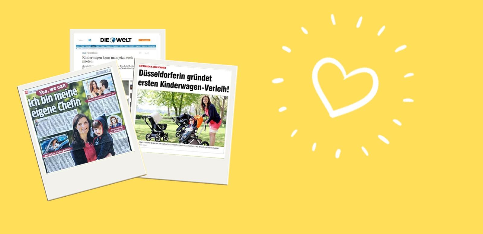 StartUpMOM Lernplattform für Mütter die gründen wollen mit MOM Accelerator - der erste in Deutschland
