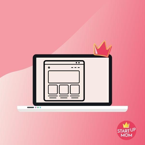 Erfolgreich Webseiten aufbauen und vermarkten mit StartUp MOM