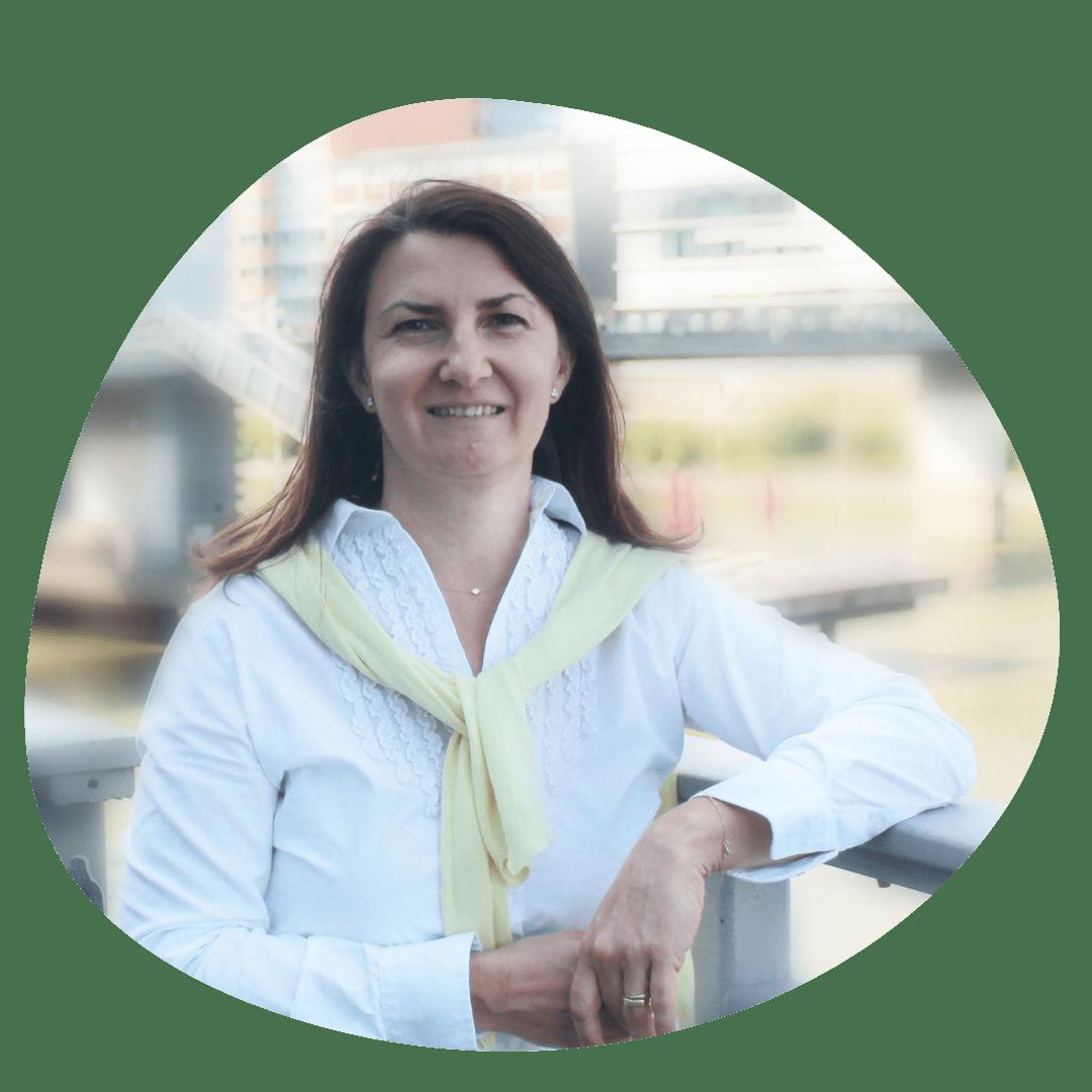 Ekaterina Arlt-Kalthoff Gründerin StartUp MOM Accelerator