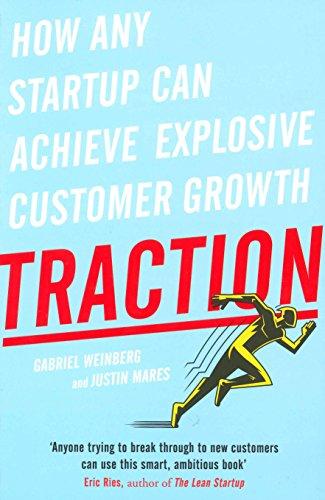 Traction Buch von Gabriel Weinberg und Justin Mares - StartUp MOM Empfehlung