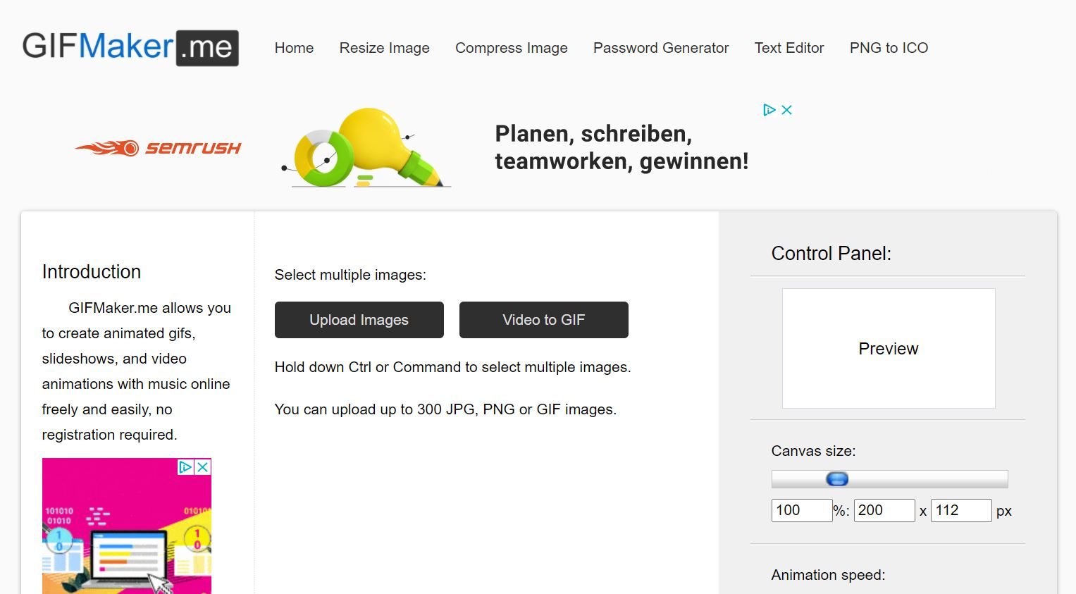 Screenshot Gifmaker Content Marketing Tool - StartUp MOM